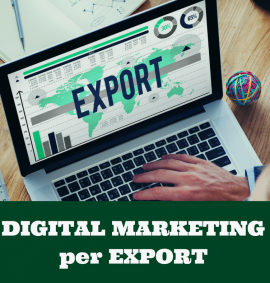 Corso gratuito di Digital Marketing per Export